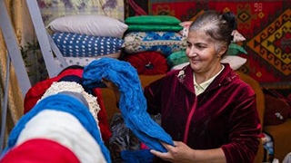 Sowing the Seeds of Sustainable Development: Supporting small businesses in north-west Azerbaijan